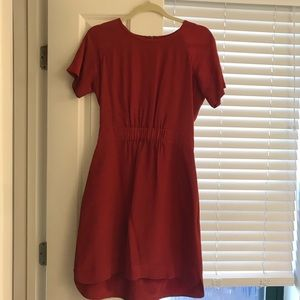 Red Madewell Dress